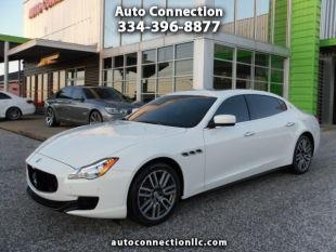 2015 Maserati Quattroporte for sale at AUTO CONNECTION LLC in Montgomery AL