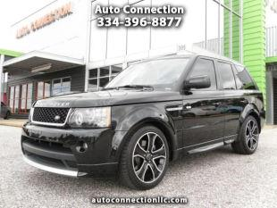 2013 Land Rover Range Rover Sport for sale at AUTO CONNECTION LLC in Montgomery AL