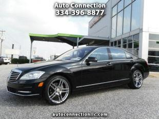 2010 Mercedes-Benz S-Class for sale at AUTO CONNECTION LLC in Montgomery AL