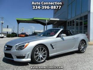 2013 Mercedes-Benz SL-Class for sale at AUTO CONNECTION LLC in Montgomery AL