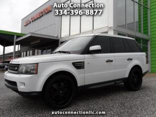 2011 Land Rover Range Rover Sport for sale at AUTO CONNECTION LLC in Montgomery AL