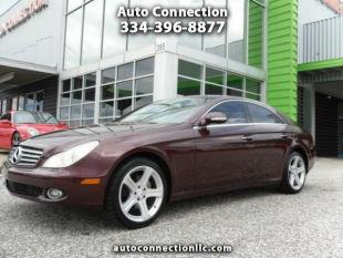 2007 Mercedes-Benz CLS for sale at AUTO CONNECTION LLC in Montgomery AL
