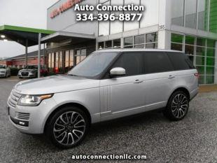 2013 Land Rover Range Rover for sale at AUTO CONNECTION LLC in Montgomery AL