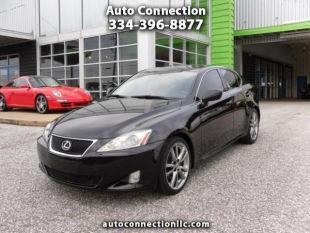 2008 Lexus IS 250 for sale at AUTO CONNECTION LLC in Montgomery AL