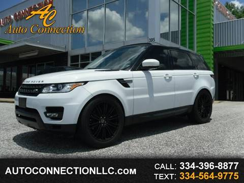 2014 Range Rover Sport For Sale >> 2014 Land Rover Range Rover Sport For Sale In Montgomery Al