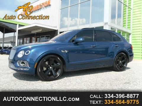 2017 Bentley Bentayga for sale in Montgomery, AL