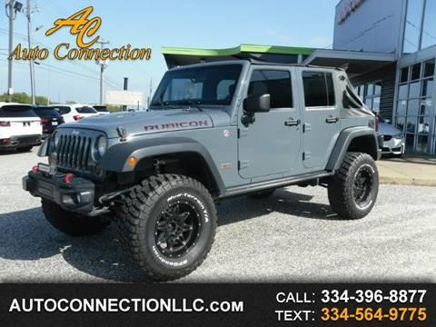 2013 Jeep Wrangler Unlimited for sale in Montgomery, AL