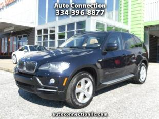 2008 BMW X5 for sale at AUTO CONNECTION LLC in Montgomery AL
