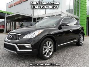 2016 Infiniti QX50 for sale at AUTO CONNECTION LLC in Montgomery AL