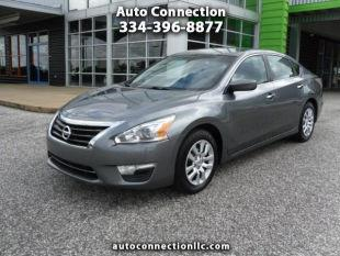 2015 Nissan Altima for sale at AUTO CONNECTION LLC in Montgomery AL