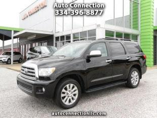 2013 Toyota Sequoia for sale at AUTO CONNECTION LLC in Montgomery AL