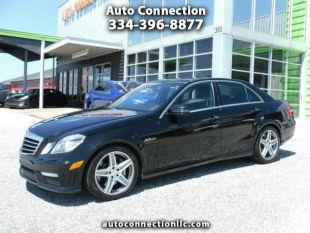 2010 Mercedes-Benz E-Class for sale at AUTO CONNECTION LLC in Montgomery AL