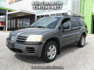 2004 Mitsubishi Endeavor for sale at AUTO CONNECTION LLC in Montgomery AL