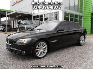 2011 BMW 7 Series for sale at AUTO CONNECTION LLC in Montgomery AL
