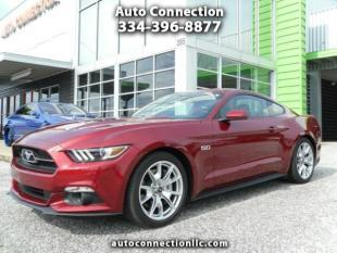 2015 Ford Mustang for sale at AUTO CONNECTION LLC in Montgomery AL