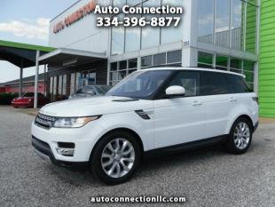 2016 Land Rover Range Rover Sport for sale at AUTO CONNECTION LLC in Montgomery AL