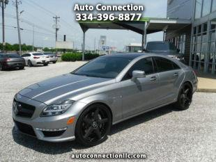 2012 Mercedes-Benz CLS for sale at AUTO CONNECTION LLC in Montgomery AL