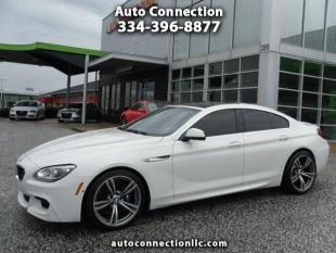 2013 BMW 6 Series for sale at AUTO CONNECTION LLC in Montgomery AL