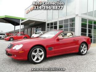 2004 Mercedes-Benz SL-Class for sale at AUTO CONNECTION LLC in Montgomery AL
