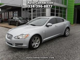 2009 Jaguar XF for sale at AUTO CONNECTION LLC in Montgomery AL