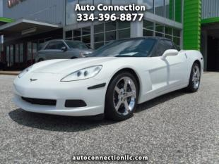2006 Chevrolet Corvette for sale at AUTO CONNECTION LLC in Montgomery AL