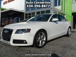 2010 Audi A4 for sale at AUTO CONNECTION LLC in Montgomery AL