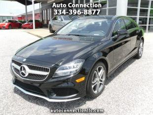 2015 Mercedes-Benz CLS for sale at AUTO CONNECTION LLC in Montgomery AL