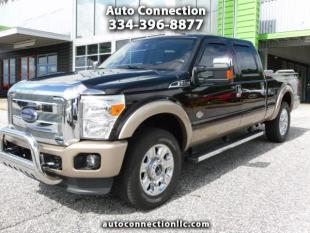 2013 Ford F-250 Super Duty for sale at AUTO CONNECTION LLC in Montgomery AL