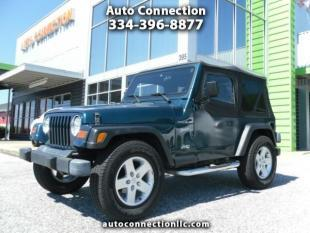 1997 Jeep Wrangler for sale at AUTO CONNECTION LLC in Montgomery AL