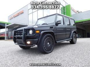 2011 Mercedes-Benz G-Class for sale at AUTO CONNECTION LLC in Montgomery AL