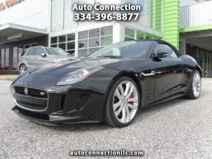 2014 Jaguar F-TYPE for sale at AUTO CONNECTION LLC in Montgomery AL