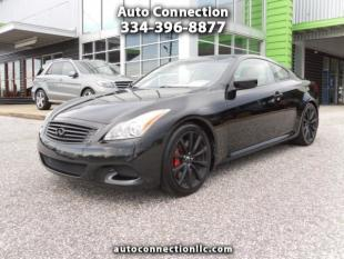 2008 Infiniti G37 for sale at AUTO CONNECTION LLC in Montgomery AL