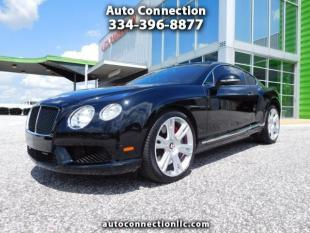 2013 Bentley Continental GT V8 for sale at AUTO CONNECTION LLC in Montgomery AL