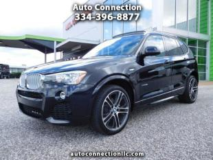 2016 BMW X3 for sale at AUTO CONNECTION LLC in Montgomery AL