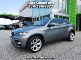 2009 BMW X6 for sale at AUTO CONNECTION LLC in Montgomery AL