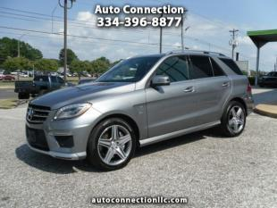 2013 Mercedes-Benz M-Class for sale at AUTO CONNECTION LLC in Montgomery AL