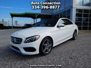 2016 Mercedes-Benz C-Class for sale at AUTO CONNECTION LLC in Montgomery AL
