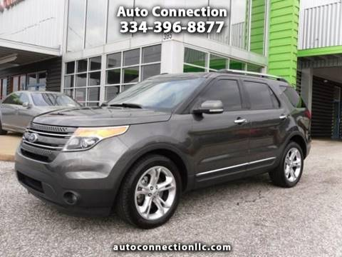 2015 Ford Explorer for sale in Montgomery, AL