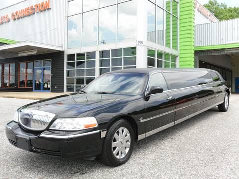 2005 Lincoln Town Car for sale in Montgomery, AL