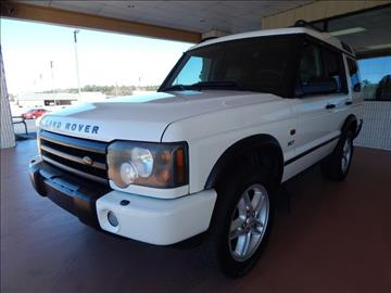 2003 Land Rover Discovery for sale in Thomson, GA