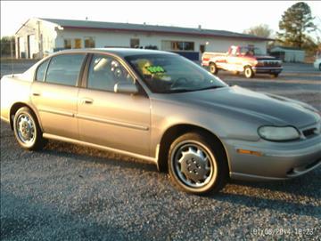 1999 Oldsmobile Cutlass for sale in Baldwyn MS
