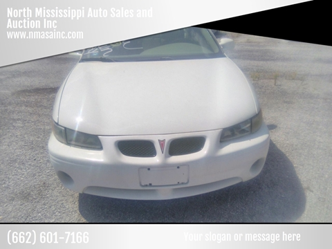 2003 Pontiac Grand Prix for sale in Baldwyn, MS