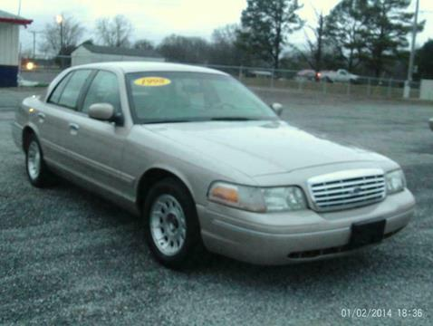 Ford Crown Victoria For Sale In Baldwyn Ms