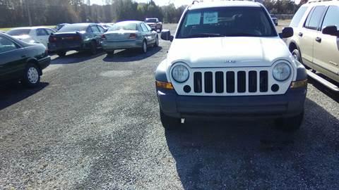 2005 Jeep Liberty for sale in Baldwyn, MS