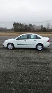 2007 Ford Focus for sale in Baldwyn, MS