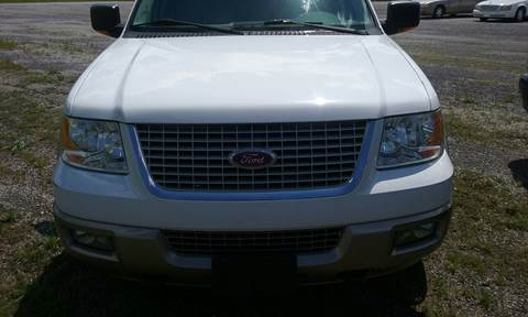 2004 Ford Expedition for sale in Baldwyn, MS