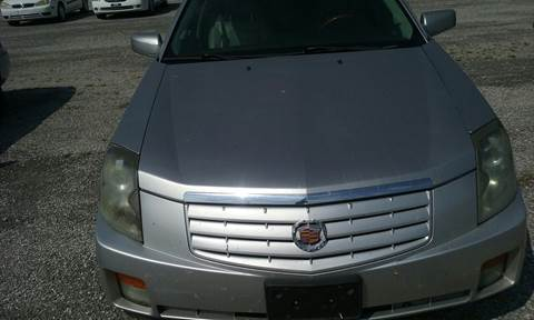 2007 Cadillac CTS for sale in Baldwyn MS