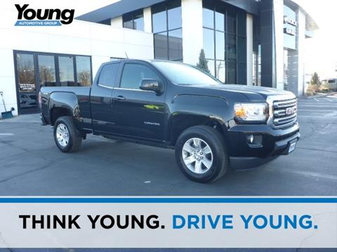 2018 GMC Canyon for sale in Layton, UT