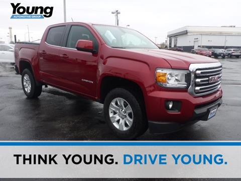 2017 GMC Canyon for sale in Layton, UT