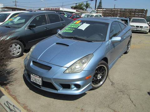 2004 Toyota Celica for sale in Los Angeles, CA